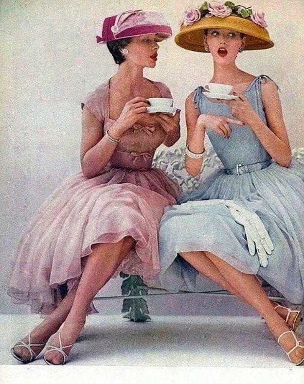 Открытке, прикольные картинки две подружки пьют