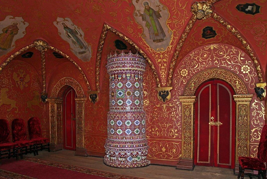 Царские палаты в картинках