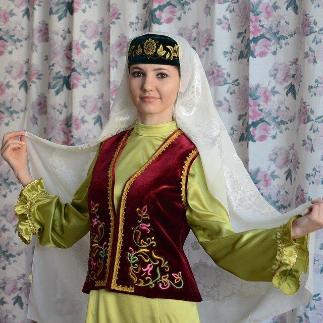 удобное татары национальный костюм фото мужской и женский днем матери