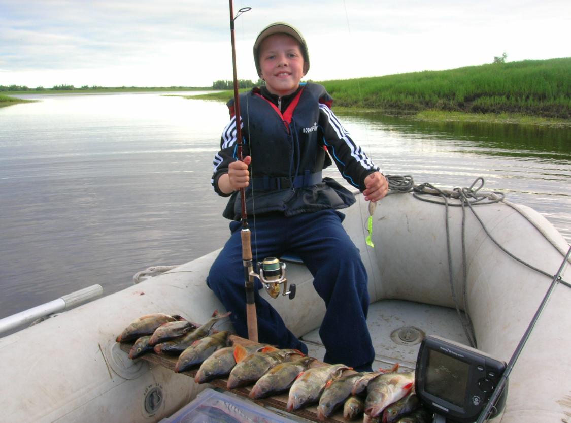 Платная рыбалка в пермском крае полазна