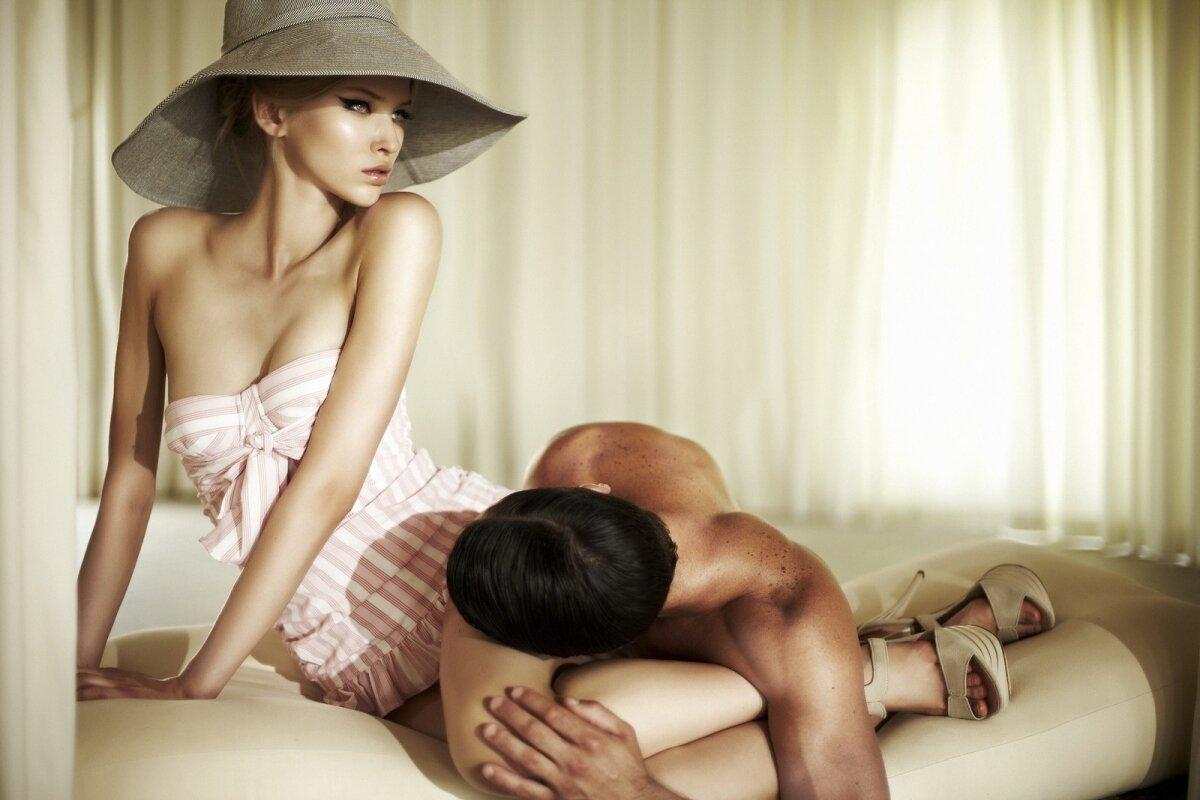 Как отдаться женщине — 14