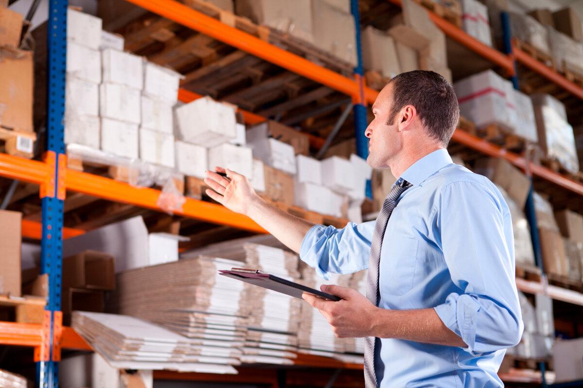 складской учет документооборот склада