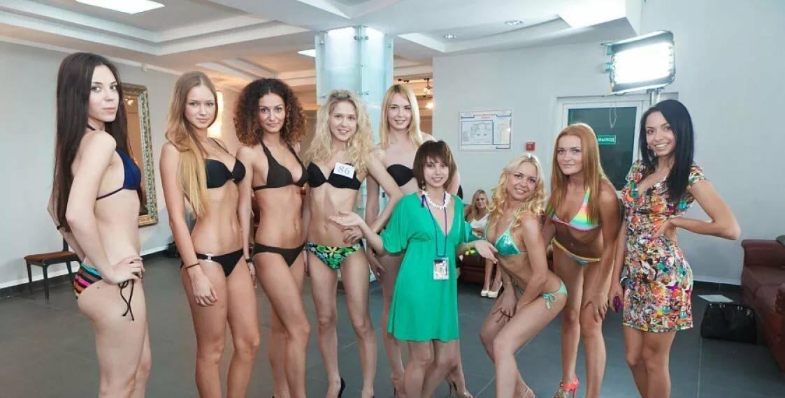 Частное фото девушек конкурс