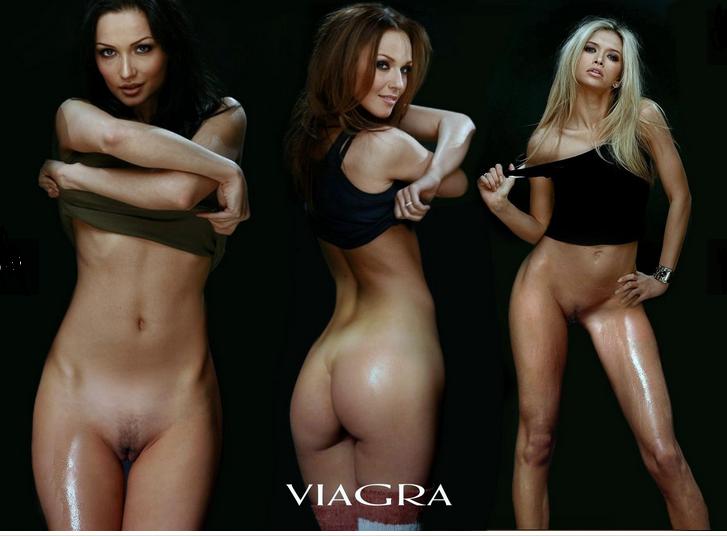 фото красивых девушек звезд российской эстрады голые формы, разные