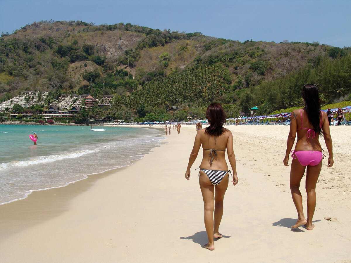 Photos nude beach thailand