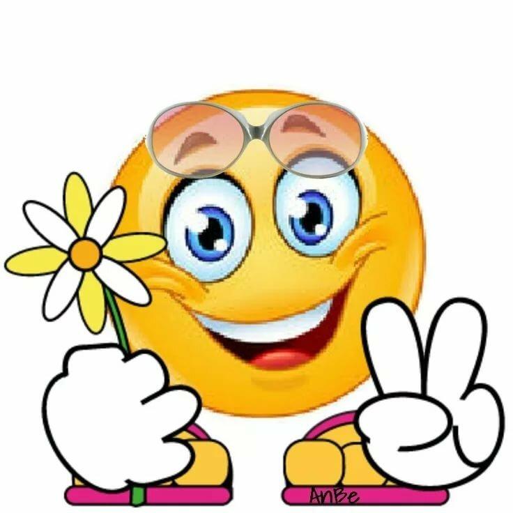 Картинки с улыбками анимашки
