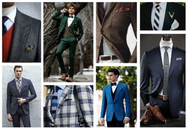 e6f8b457 Как правильно носить мужской классический костюм. 3 основные правила |  utro.tv