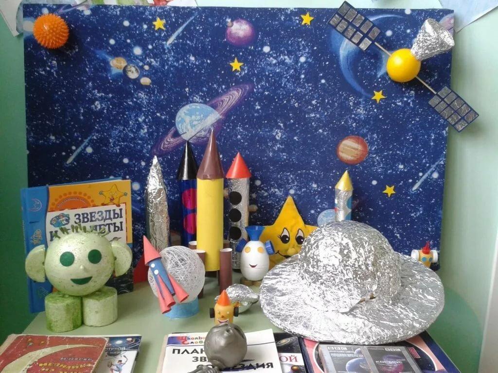 поделки на тему космоса фото аккуратненькая дачка
