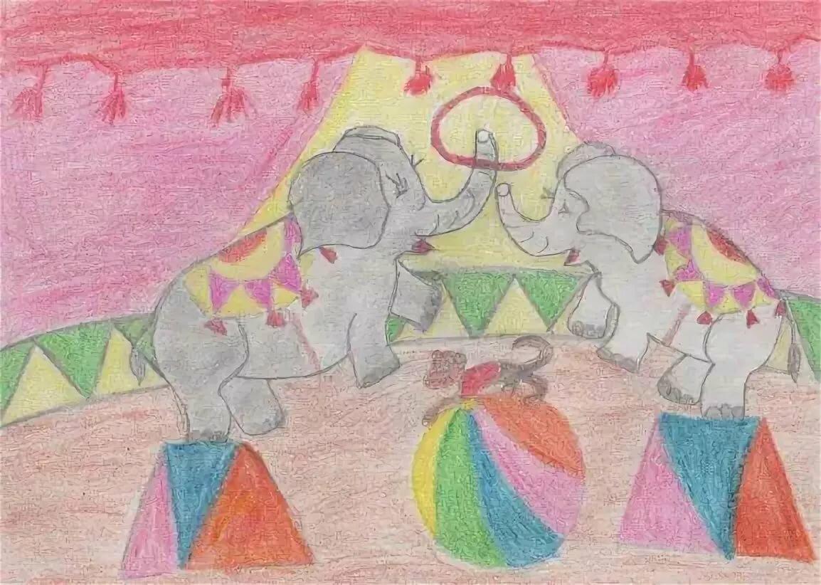 Картинки про цирк для детей рисовать, картинки анимации для