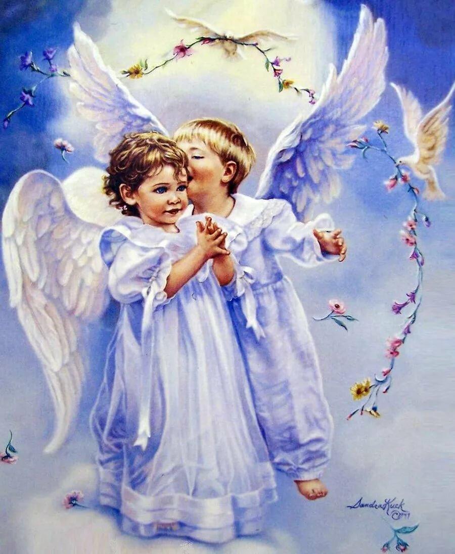 можно красивые ангелочки картинки на аватарку событие участник скандального