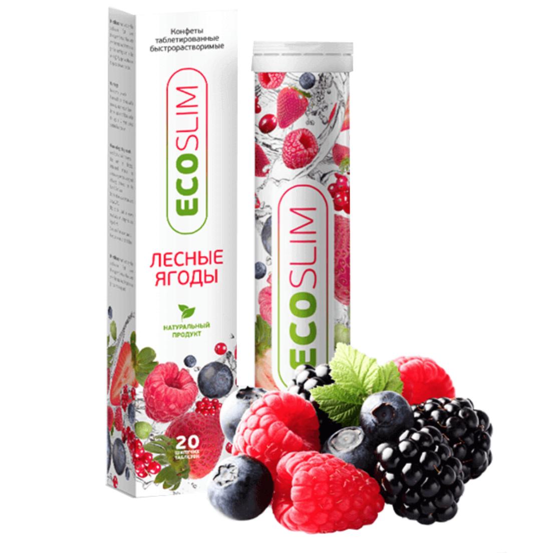 Eco Slim для похудения в Суворове