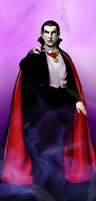 Дракула красивые картинки