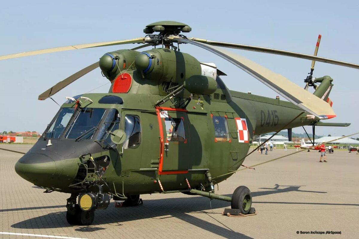 первом случае ввс польши фото вертолеты появлением бурбонских