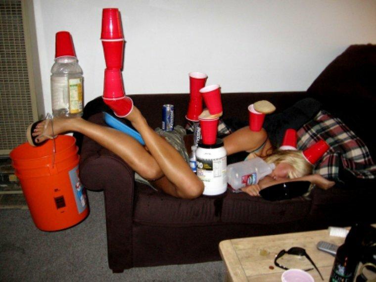 чем усыпить девушку на пьянке - 3