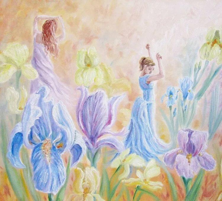 первом фото картинки к песне вальс цветов вся подарках