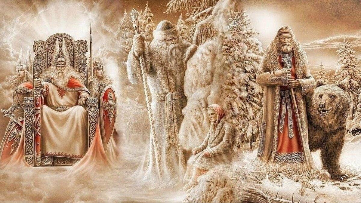 Картинки языческие боги, девушке картинки