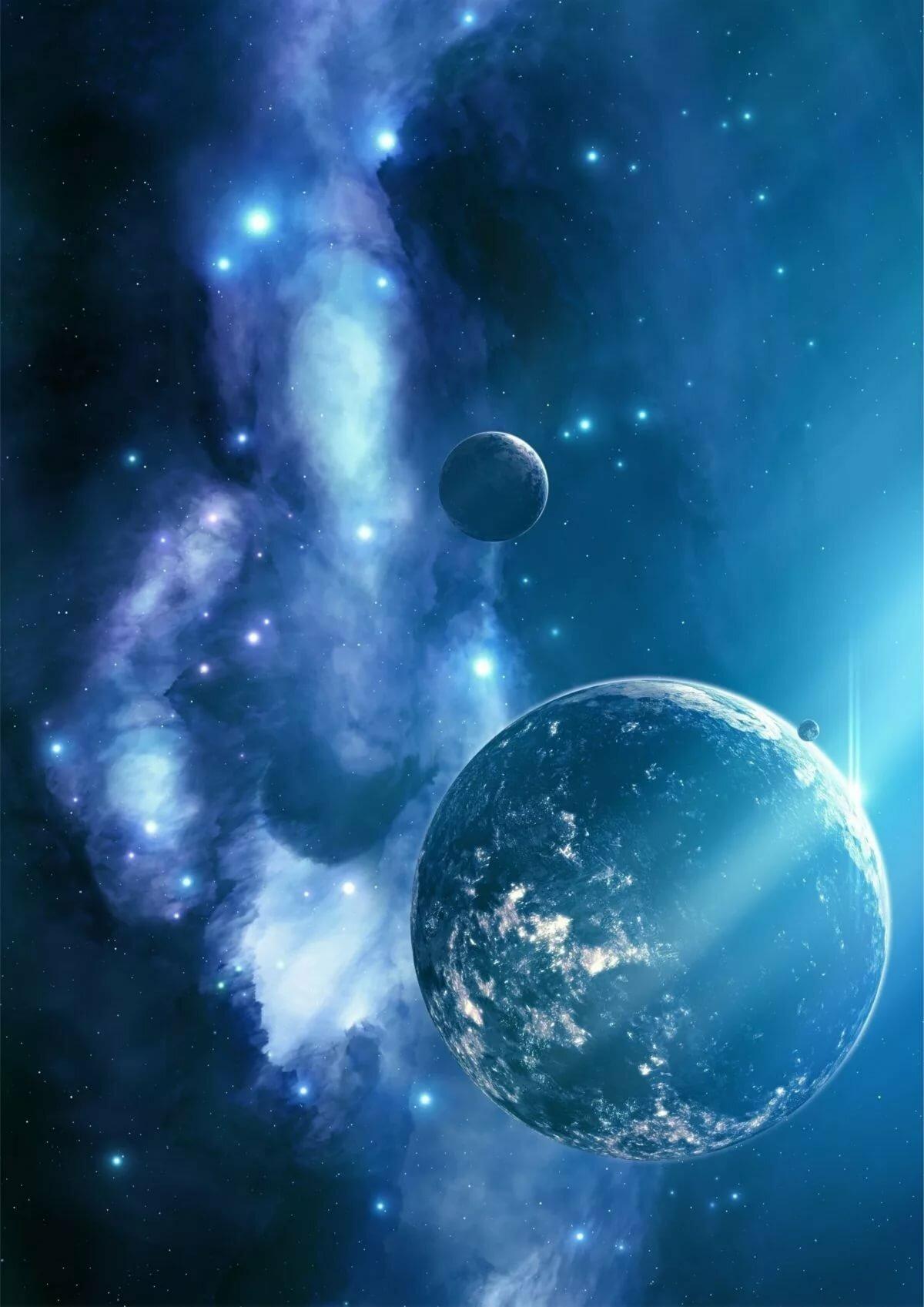 Картинки космос вселенная на телефон, днем знаний крещение