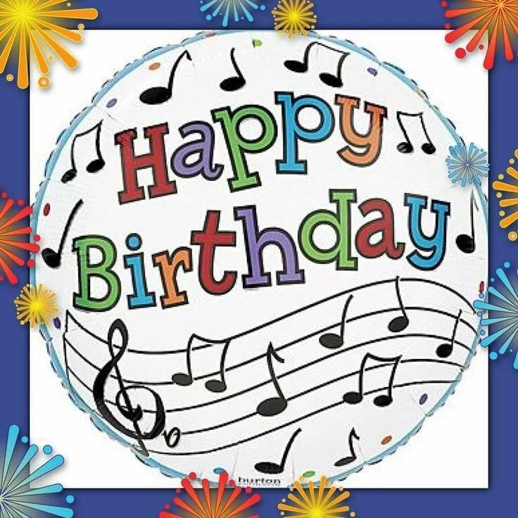Поздравление с днем рождения картинки музыка, тебе моя хорошая