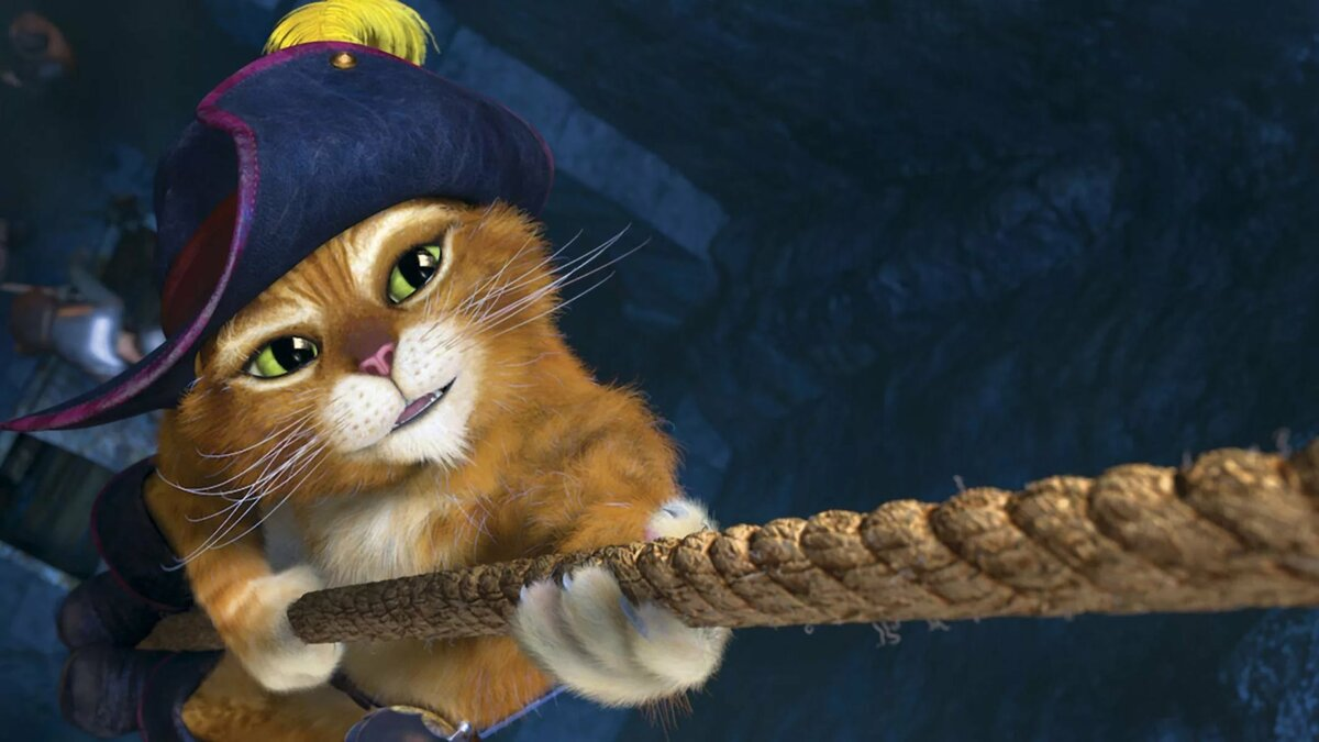 этот увеличитель милые фото кота в сапогах кому-то они