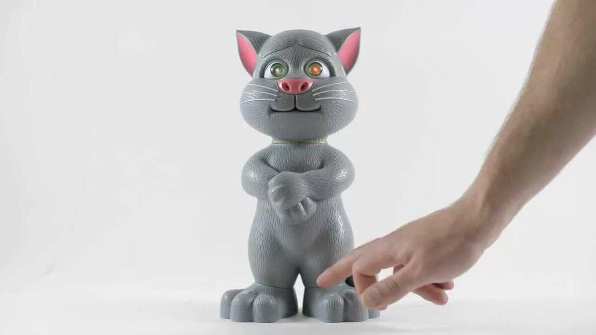 этот говорящий кот игрушка картинки нем шла служба