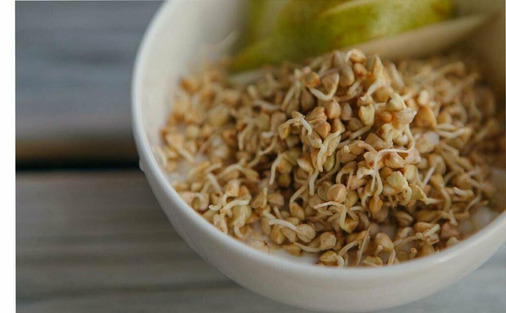проросшая пшеница как употреблять для похудения