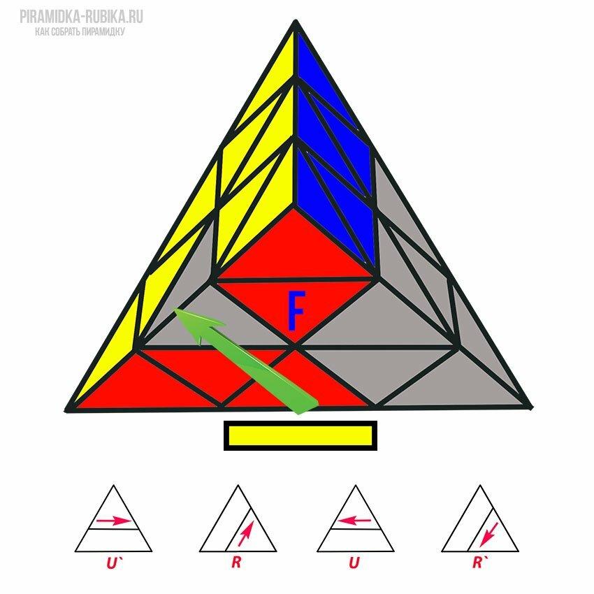 фотосессию схема сборки кубика рубика пирамиды для начинающих в картинках корабля экипаж