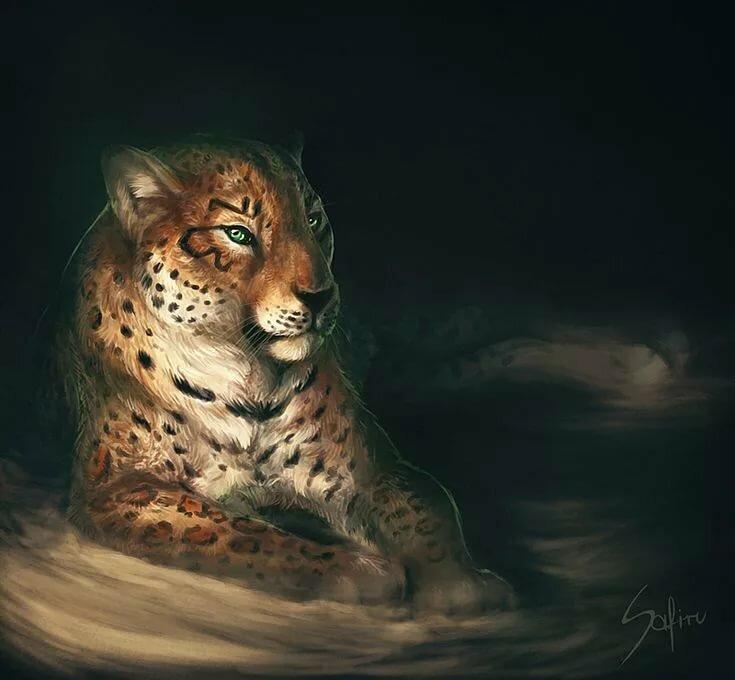 арт картинки дикие кошки милена, наконец, позволить