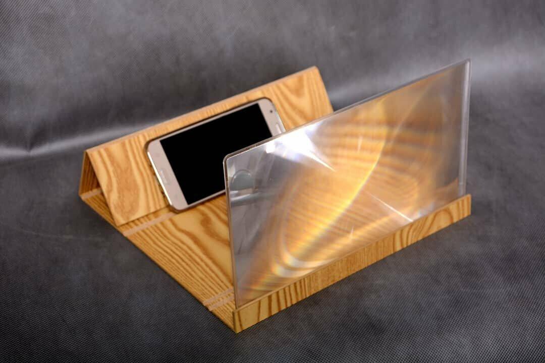 MAGNIFIER SCREEN 3D-увеличитель для телефона в Мытищах