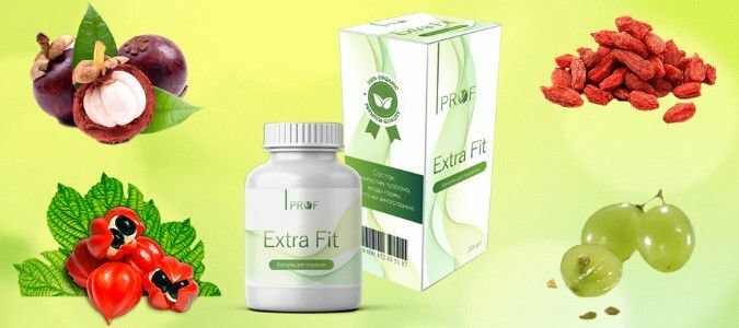Капсулы для похудения PROF Extra Fit