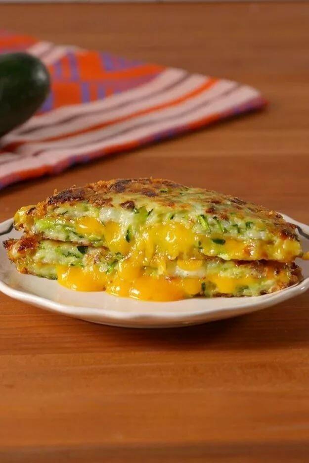 диета 5 блюда из кабачков