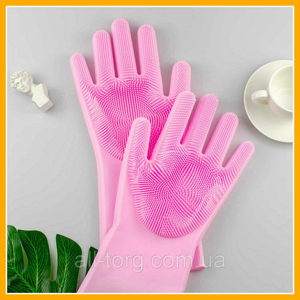 Перчатки-губки Magic Brush в Бабаеве