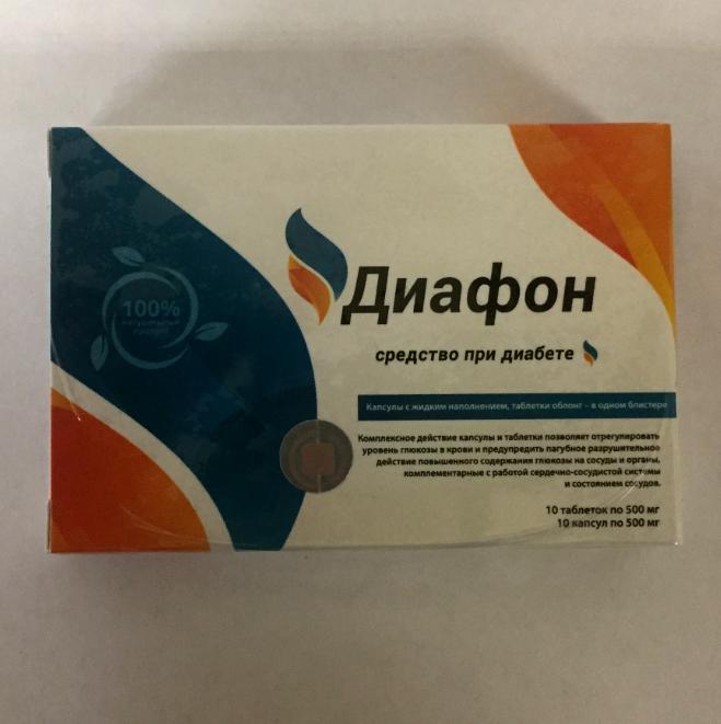 Диафон cредство от диабета в Березниках