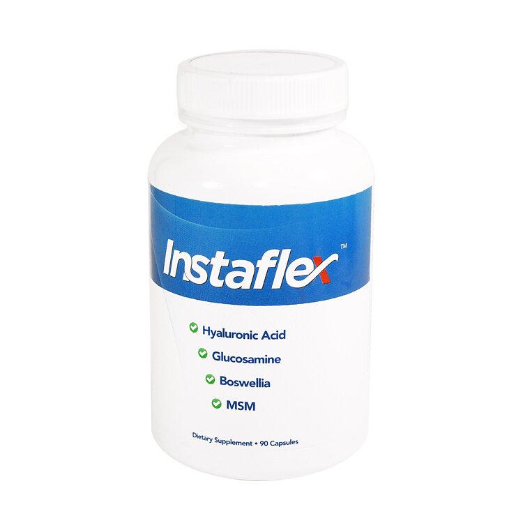 Капсулы для здоровья суставов Instaflex в НовомУренгое