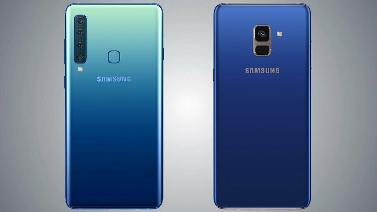 Копия Samsung A9 в Урюпинске