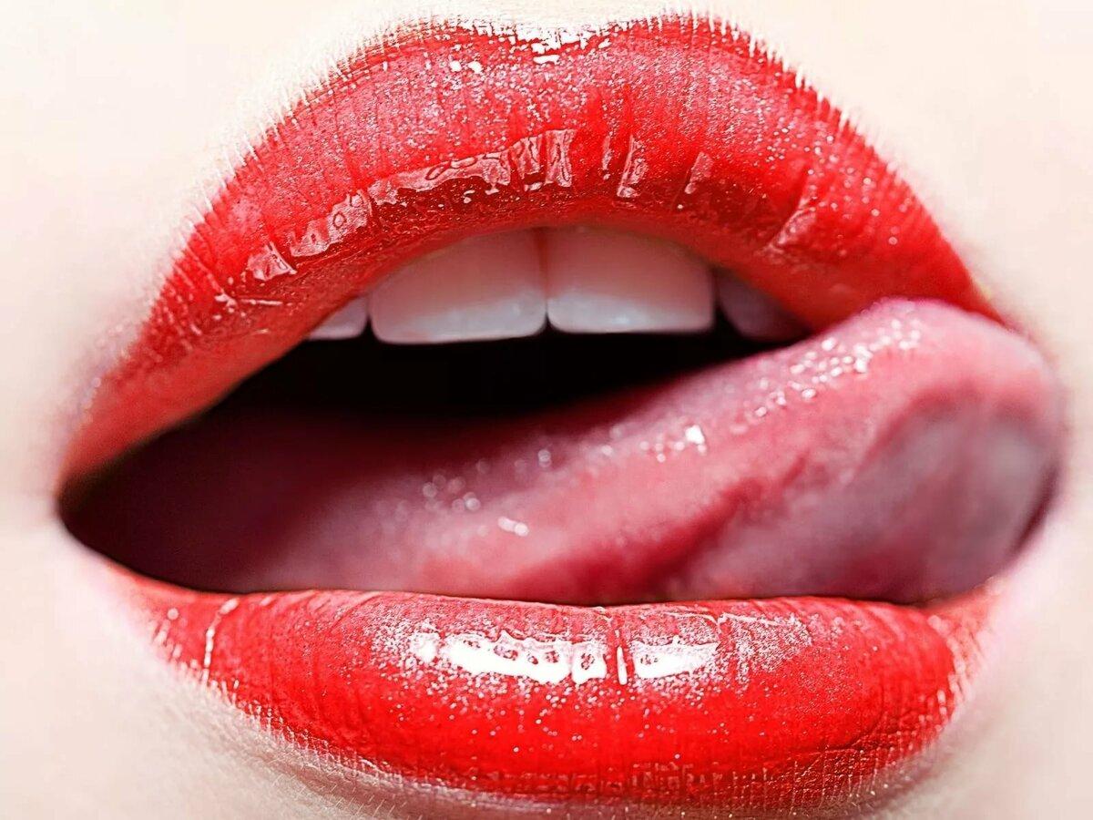 Красивые женские губы картинки