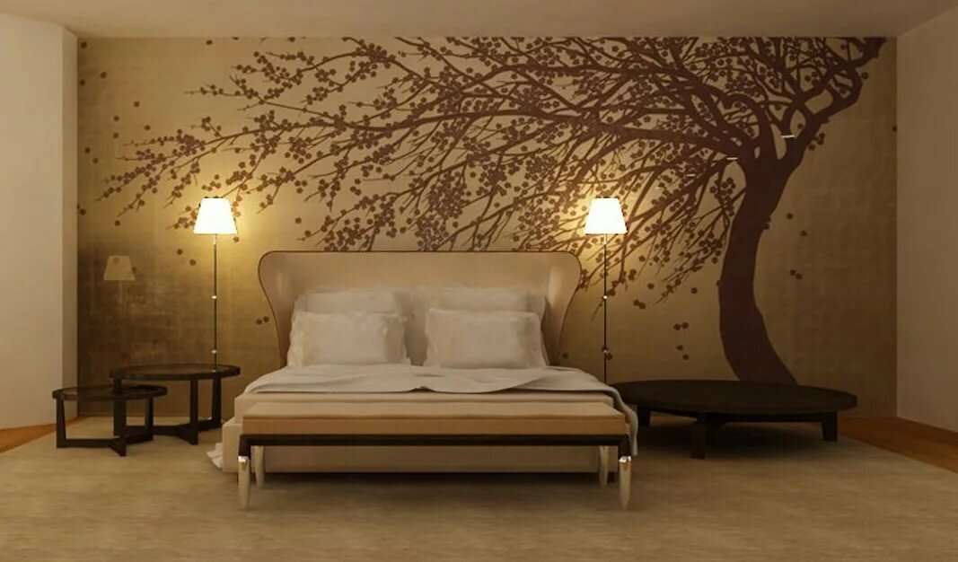 фотообои дерево на стену фото это то, что
