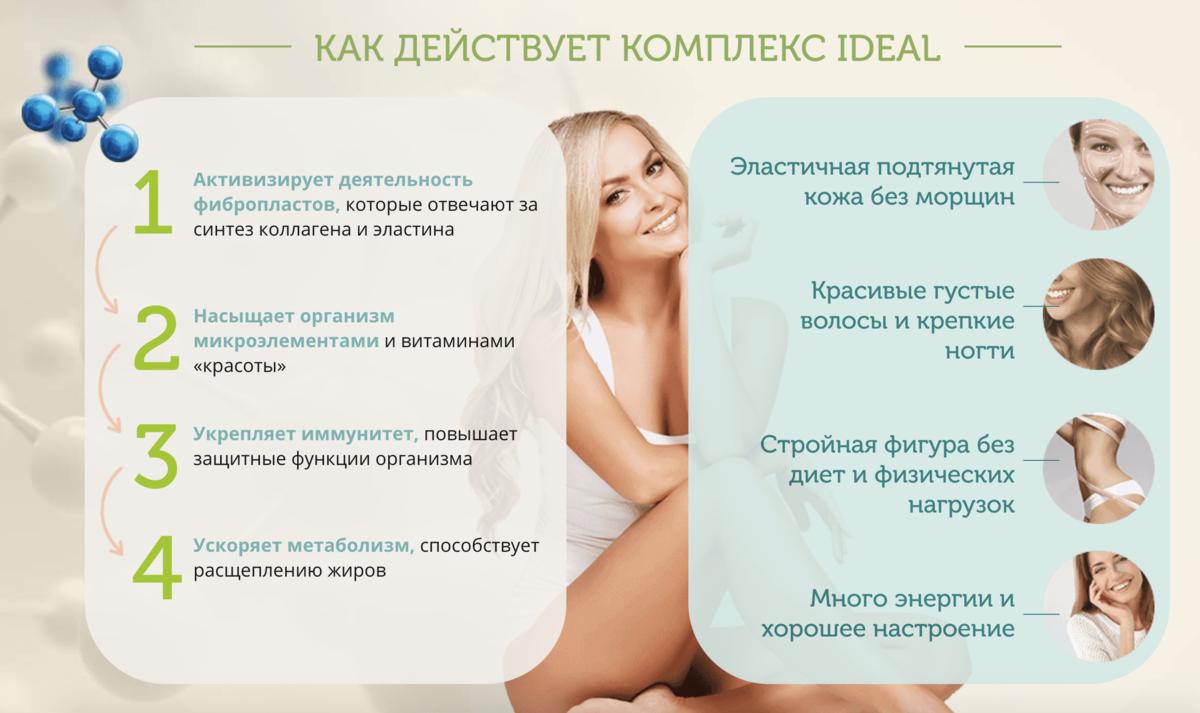 Ideal - комплекс для красоты в Москве