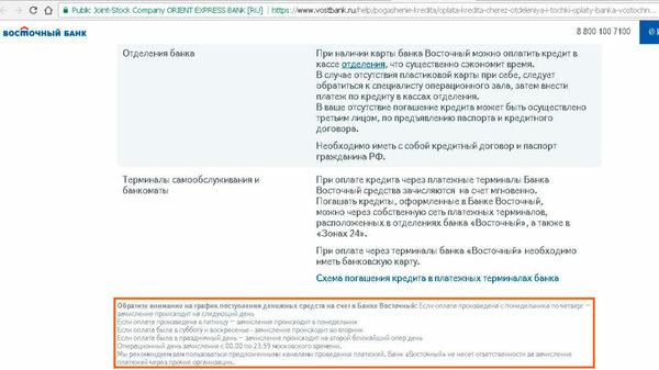 Банк восточный экспресс онлайн заявка на кредитную карту