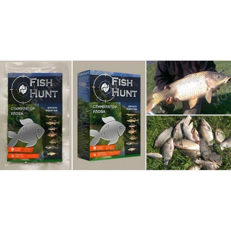 Fish Hunt - активатор клева в Хабаровске