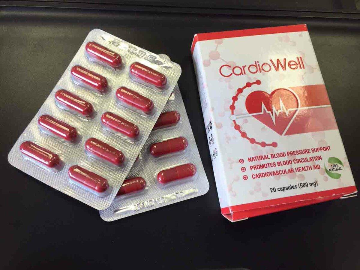 CardioWell от повышенного давления в Орехово-Зуево