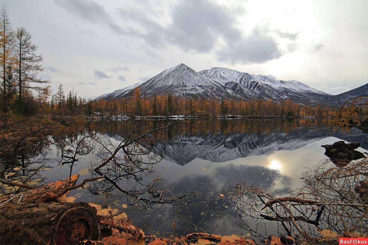 Фото озера улан в якутске
