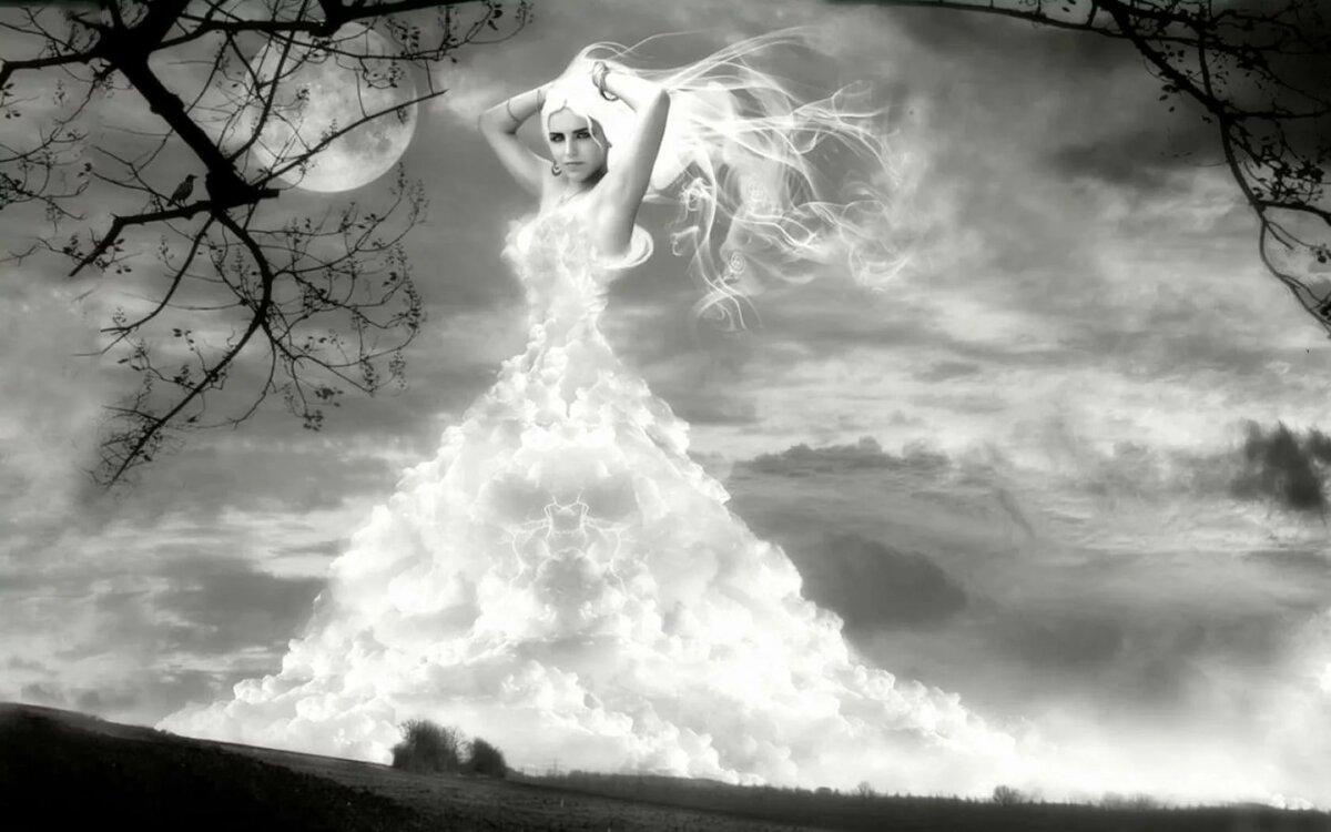 королева неба в картинках что если скажу