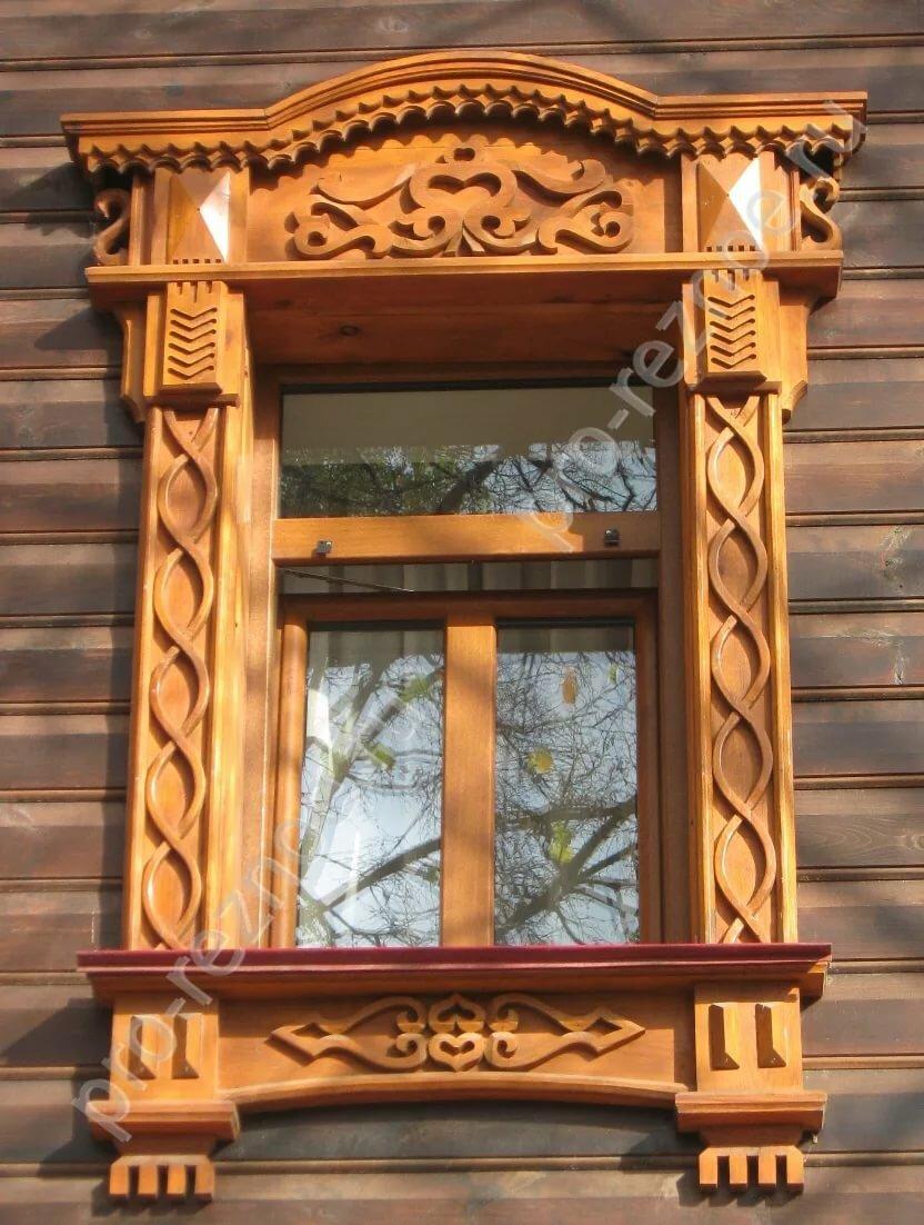 Резные наличники на окна фотографии после
