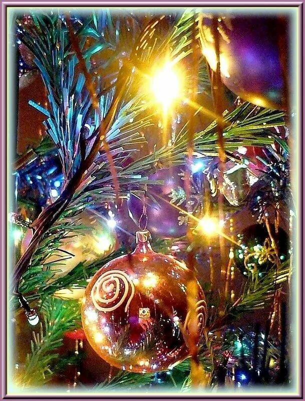 Волшебный новый год картинки гифки