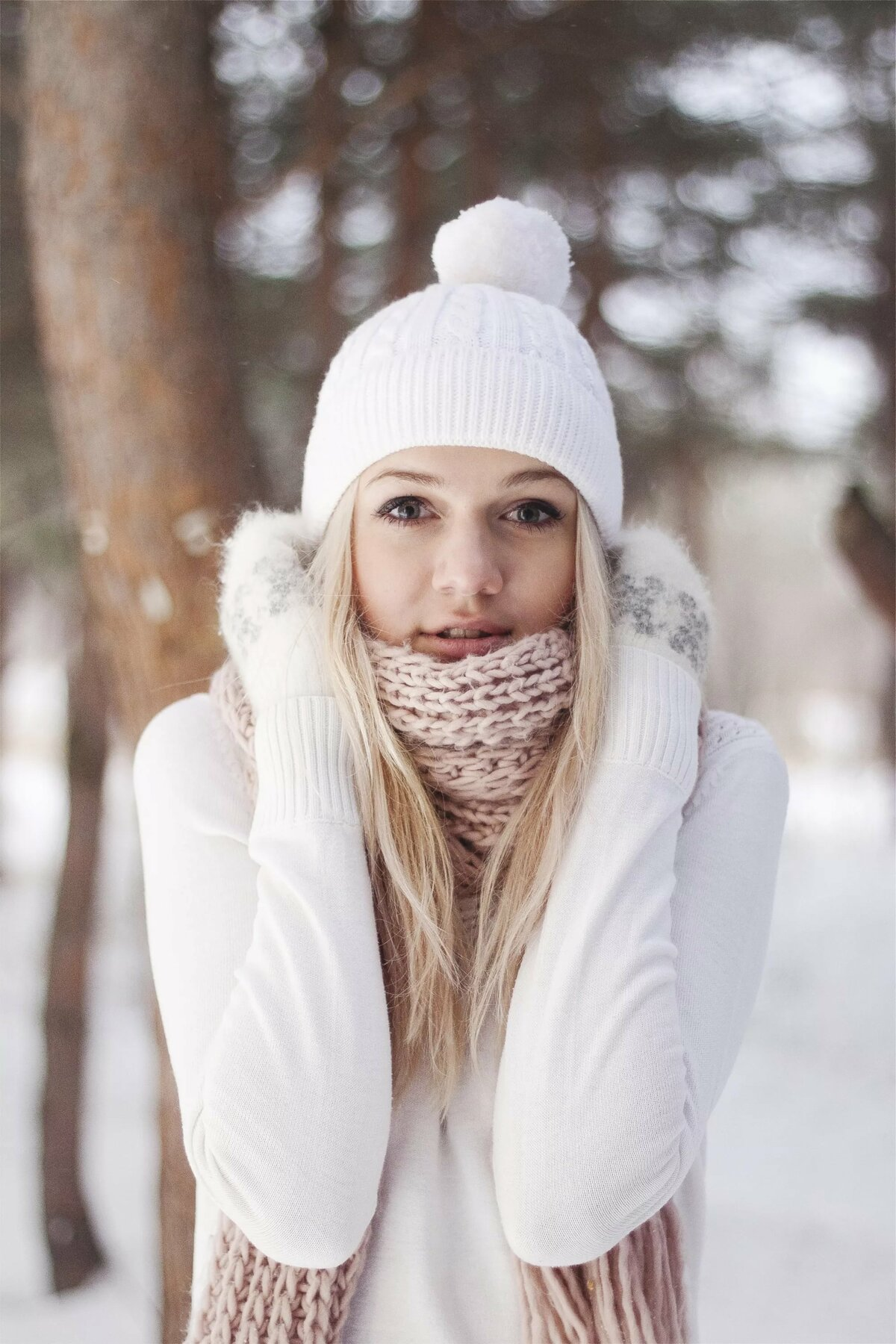 неоднозначны теории красивые зимние фото на аву фото