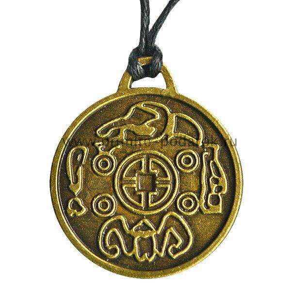 Money Amulet - талисман приносящий удачу в Пскове