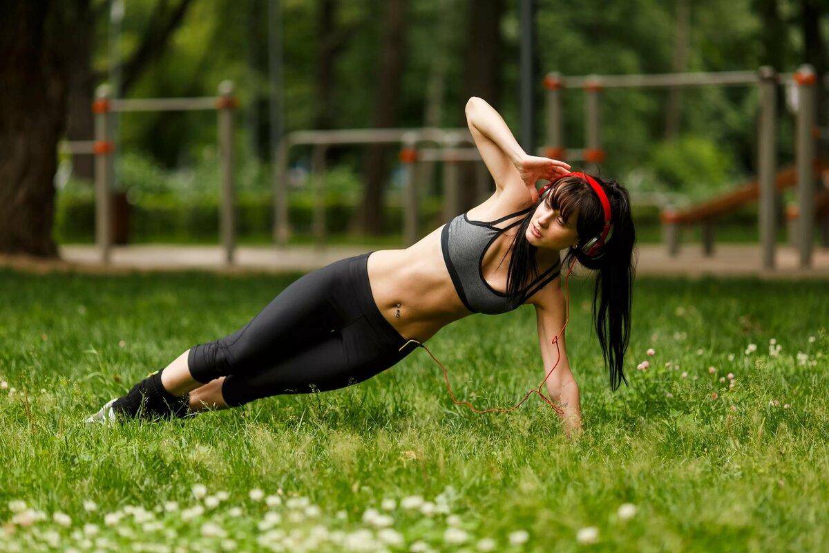 Спортивные девочка картинка