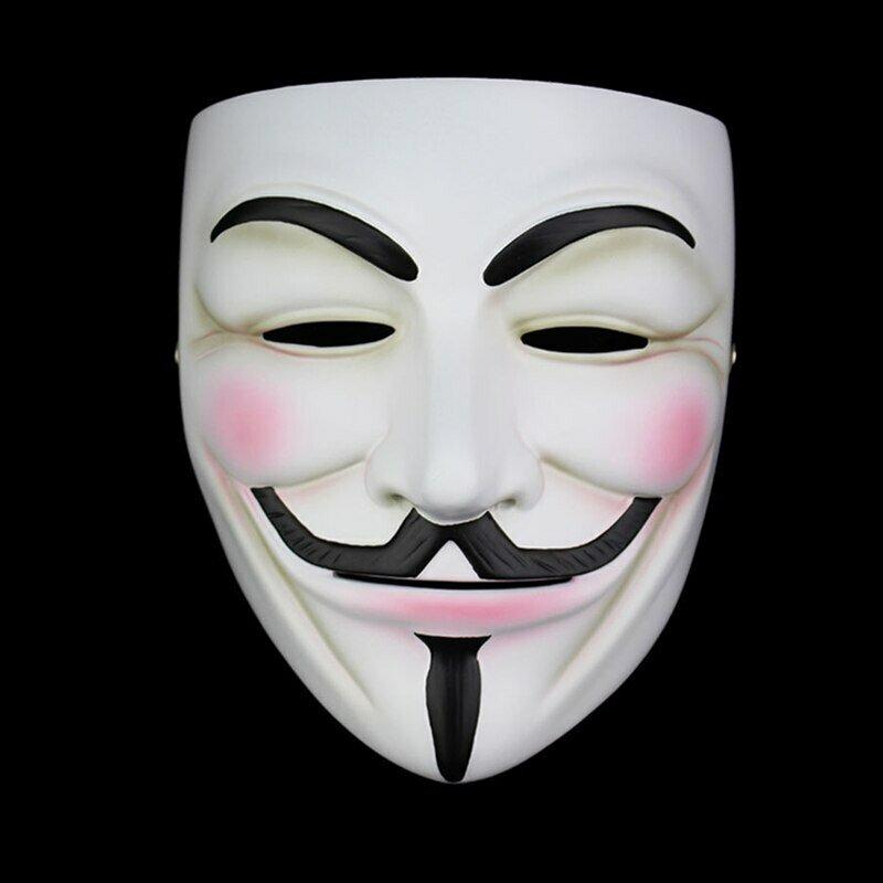 картинки с белыми масками