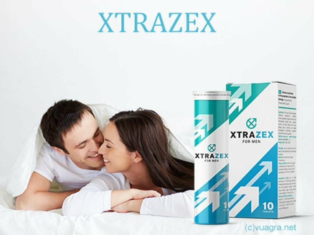 XTRAZEX для потенции в Шахтах