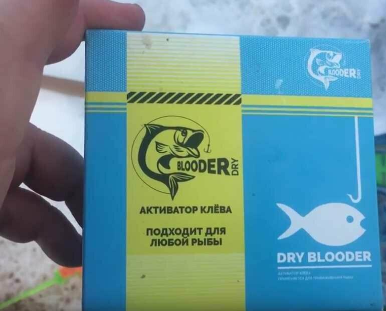 Сухая кровь Dry Blooder в Череповце